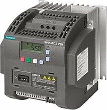 Siemens Sinamics V20–Drehzahlsteller 1AC 200–240V 47–63Hz 1,5kW mit Filter