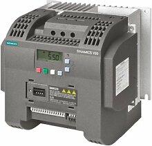 Siemens Sinamics V20–Drehzahlsteller 1AC 200–240V 47–63Hz 3,0kW mit Filter