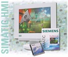Siemens ST802 – Software WINCC System V7.2 RT