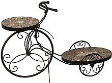 Siena Garden Blumenständer Fahrrad Felina, 58x19x38cm, 365039