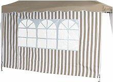 Siena Garden Faltpavillon Seitenteile 2er Set