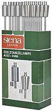 Siena Garden Öllampe, Silber