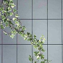 Siena Garden - Wandspalier 3-strebig weiß Maße: