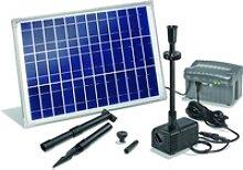 Siena Plus 101780 Solar-Pumpen (Teichpumpe)