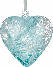 Sienna Glass Kleinen Glas Freundschaft Herz,