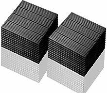 SIENOC 22 Stück/ca. 2m² Terrassen-Fliese aus WPC