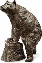 Sierra Bär Garten Statue mit