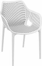 Siesta Kunststoffstuhl/Outdoorstuhl, stapelbar AIR