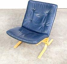 Siesta Sessel mit Fußhocker von Ingmar Relling
