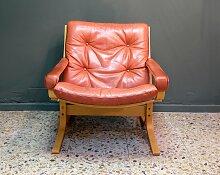 Siesta Sessel von Ingmar Relling für Westnofa,