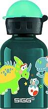 SIGG Small Dino Kinder Trinkflasche (0.3 L),
