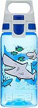 SIGG VIVA ONE Sharkies Kinder Trinkflasche (0.5l),