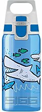 SIGG VIVA ONE Sharkies Kinder Trinkflasche (0.5l),