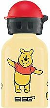 SIGG Winnie Pooh Kinder Trinkflasche (0.3 L),