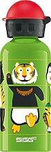 SIGG Zoo Twister Kinder Trinkflasche (0.4 L),