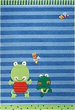 Sigikid Marken Kinder Teppich, kuschelig und