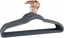 Signature Home Velvet Hangers Kleiderbügel,