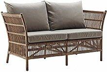 Sika Design 2-Sitzer Sofa Donatello Antik