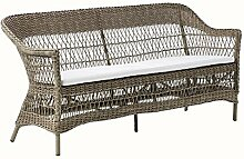 Sika Design 3-Sitzer Bank Charlot Antik