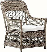 Sika Design Loungesessel Dawn Antik