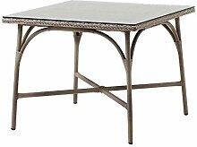 Sika Design Tisch Victoria Antik 90x90cm