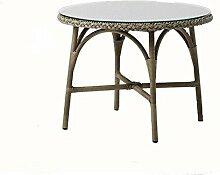 Sika Design Tisch Victoria Antik D80cm