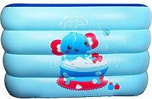 Silai Aufblasbare Badewanne für Babys,