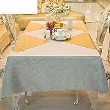 Silber-tischdecke,tischdecke,länglichen tisch tischdecke,hotel tischdecke,stoff-tischdecke-A 120x160cm(47x63inch)