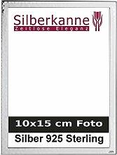 silberkanne Bilderrahmen Frankfurt 10x15 cm Foto