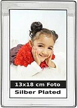silberkanne Portraitrahmen Bilderrahmen 13x18 cm