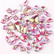 Silberklaue Einstellung Süßigkeiten 50pcs /