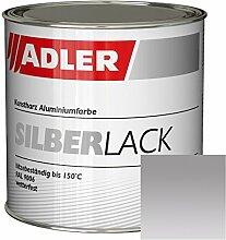Silberlack 375ml Lack für Holz Metall innen und außen