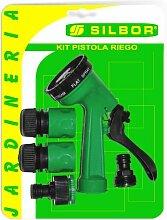 Silbor–Kit Pistole Bewässerung Spritzpistolen