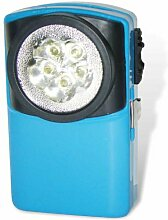 Silbor LED-Taschenlampe
