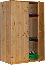 Silenta Kleiderschrank H: 123 cm beige Kinder