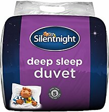 Silentnight Deep Sleep Sommer Bettdecke - 7.5 Tog