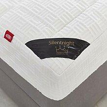 Silentnight Matratzenauflage, 100% Polypropylen,
