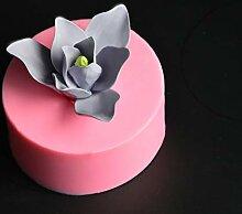 Silikon-3D-Kuchenformen, Lebensmittelqualität,