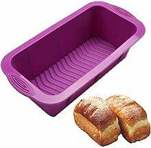 Silikon Brotbackform Kastenform Brot-Backform