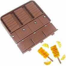 Silikon Eisform für Gebäck Süßigkeiten Dessert