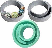 Silikon Formen - 3D Silikon Molds, DIY Silikonform