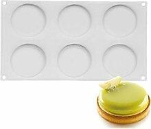 Silikon Formen Kit Ring Kuchen, der Werkzeuge