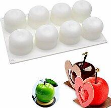 Silikon Kuchen–Apple Form Cupcake-Form