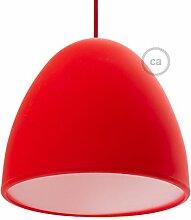 Silikon-Lampenschirm rot ink Diffuser und