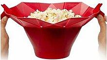 Silikon Mikrowelle Popcorn Maker Popcorn Popper