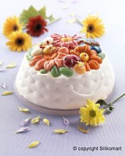 Silikonbackform Springlife Cake SFT322