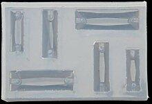 Silikonform DIY Ohrringe Armband