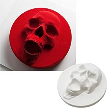 Silikonform Halloween-Form DIY. Fondant Mold