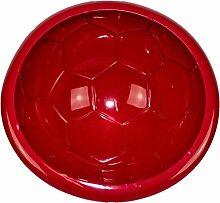 Siliwelt Silikon Backform Fußball Kuchenform 20,9