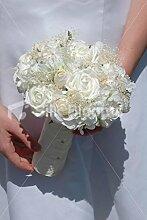 Silk Blooms Ltd Brautstrauß für Hochzeiten,